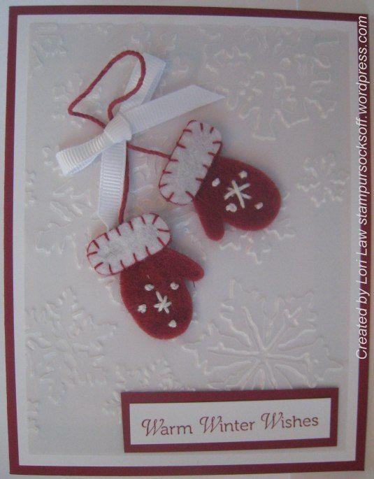 Christmas Mittens