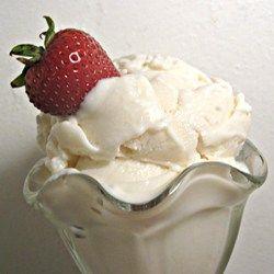 Vanilla Frozen Yogurt - Allrecipes.com