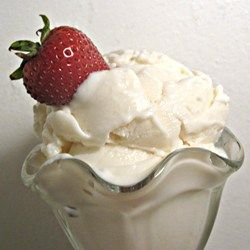 Vanilla Frozen Yogurt - Allrecipes.com