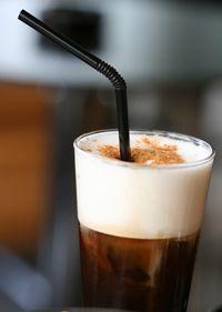 How to make a freddo cappuccino