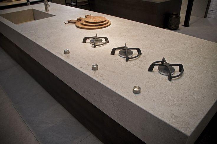 PETRA ITOPKER Top cucina in gres porcellanato by INALCO - INDUSTRIAS ALCORENSES CONFEDERADAS
