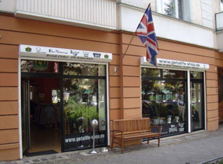 Get a Life - Shop in Berlin