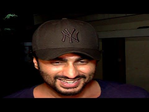 Arjun Kapoor Spotted At Aarti Shetty Residence.