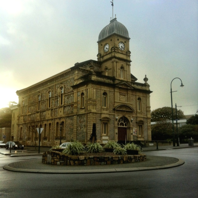 Town hall in Albany, Western Australia