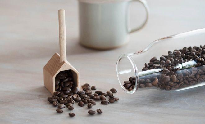 Torch トーチ Coffee Measure House コーヒーメジャーハウス 2色 コーヒー 計量スプーン スプーン