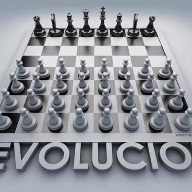 Revolución Revolucion, Que es la democracia, Jaque mate