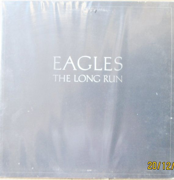 Vintage Original LP 33 Vinyl 1979 EAGLES The Long Run Asylum records 5E-508 Don Henley,Glenn Frey,Joe Walsh,Don Felder,Jimmy Buffett classic Rock,as