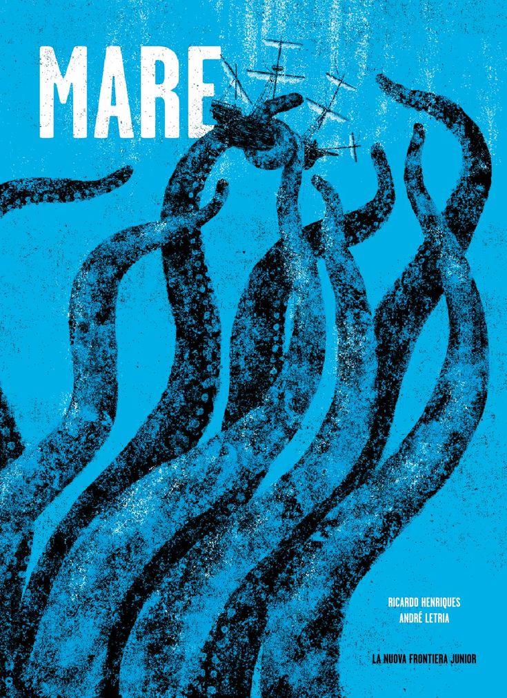 """""""MARE"""" estratto  È possibile raccontare il mare in un solo libro? Con oltre 150 voci e tantissime attività da svolgere da soli o in compagnia, Mare è un meraviglioso, lungo viaggio in balia dei venti nel tentativo di pescare quante più parole, definizioni, storie e leggende legate a questa grande piscina così importante per noi italiani.  Giocato su un perfetto equilibrio grafico e cromatico, Mare è un vero omaggio alla cultura del mare, ma anche un libro con cui giocare, sperimentare, ..."""