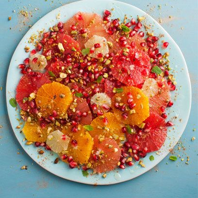 Moroccan Citrus Salad. Full the full recipe and more, click the image or visit Redonline.co.uk