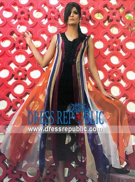 Colorant Hudson, Product code: DR3490, by www.dressrepublic.com - Keywords: Casual Pakistani Dresses, Casualwear Clothing Pakistan, Casual Shalwar Kameez Online Shop