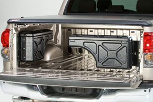 UnderCover Swing Case Tool Box  Hitch It Trailer Sales, Trailer Parts, Service & Truck Accessories, Broken Arrow, OK     http://www.facebook.com/HitchIt  http://www.HitchItBA.com