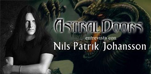 Entrevista con Nils Patrik Johansson