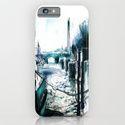 """Blue Danube"" for IPhone Skins"
