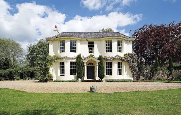Immaculate Georgian Country Houses For Sale English House