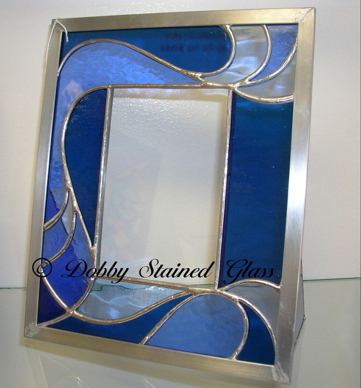 271 best images about stained glass frames and mirrors on pinterest mosaics blue picture. Black Bedroom Furniture Sets. Home Design Ideas