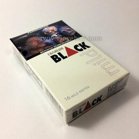Djarum Black Mild 16 Kretek Filter