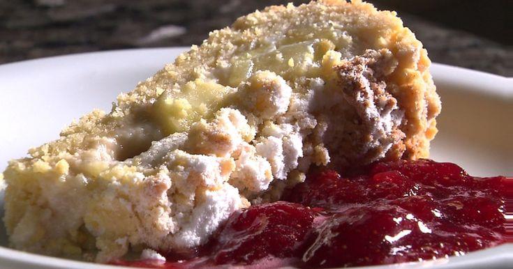 Chef de cozinha polonesa ensina a receita de uma torta de maçã especial                                                                                                                                                      Mais
