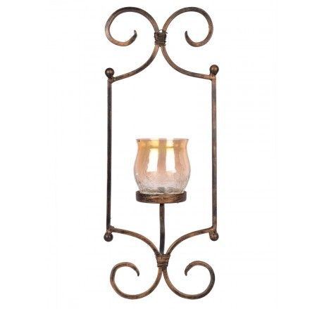 WALL SCONE VOTIVE (t light candle ) HOLDER