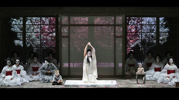 BBC Radio 3 - Afternoon on 3, Thursday Opera Matinee, Puccini - Madama Butterfly - The Woman Who Loved Too Much: the story of Puccini's Madama Butterfly, in 8 pictures.