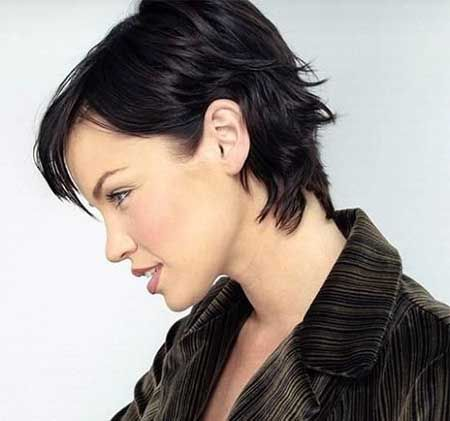67 best images about short cuts for wavy heads on