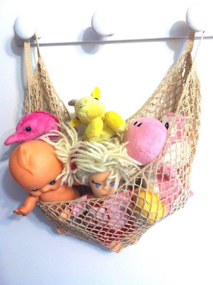 Hamac pour peluches jouets suspendre meubles et Hamac chambre