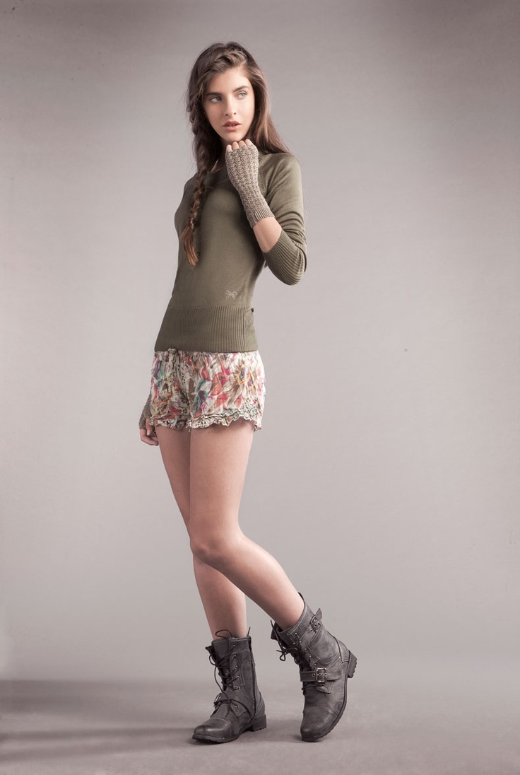 Me gustan los shorts