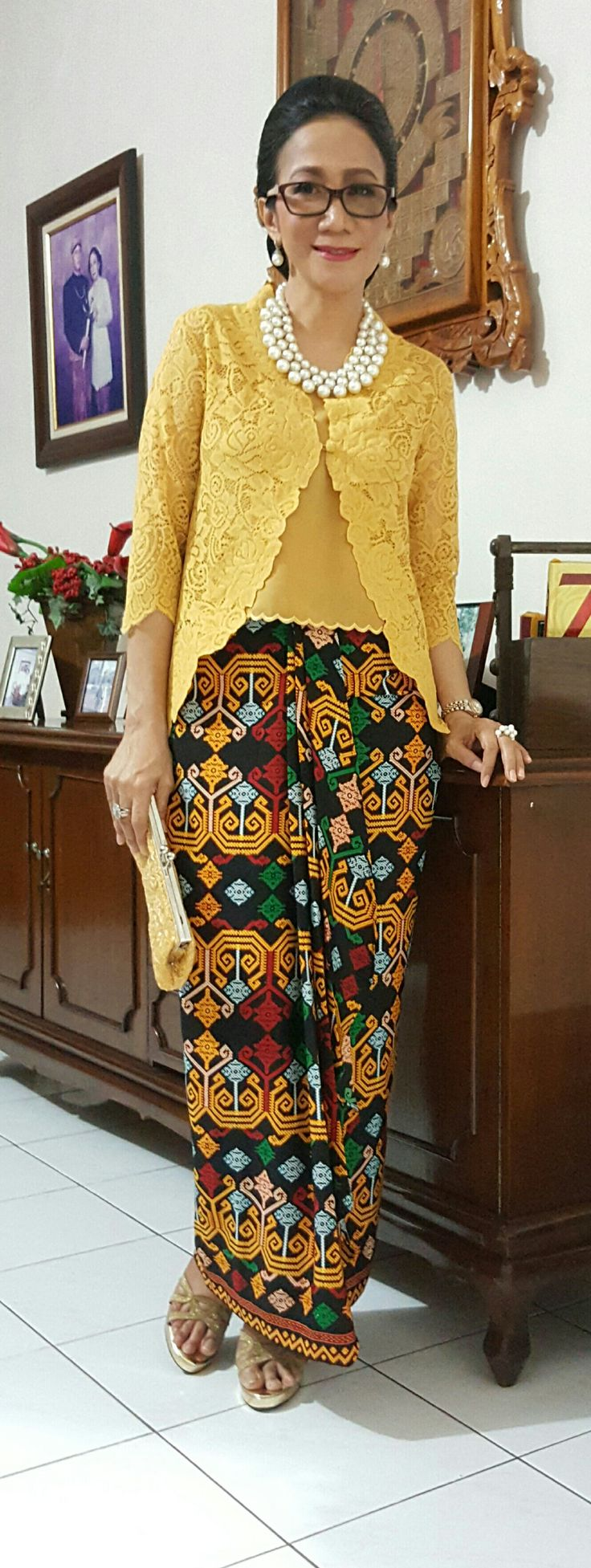 best style images on pinterest hijab styles batik dress and