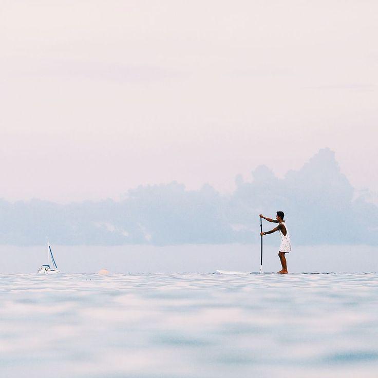 Sunset Paddle by Ante Badzim on 500px