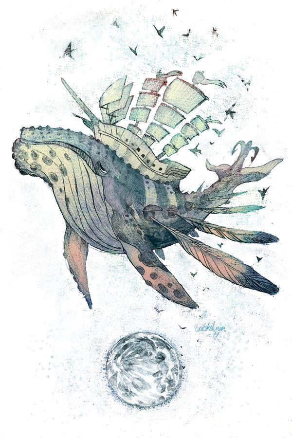 Vessel of Dreams by evelmiina