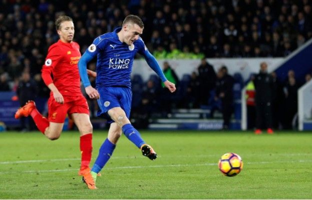 Leicester City have defeated Liverpool 3-1 to end their barren run of form and climb out of the Premier League relegation zone.  The Foxes began life without Claudio Ranieri in impressive style, scoring three goals in the opening hour and holding out with ease for their first victory of 2017.   #Jamie Vardy #Leicester City #Sport #Sports