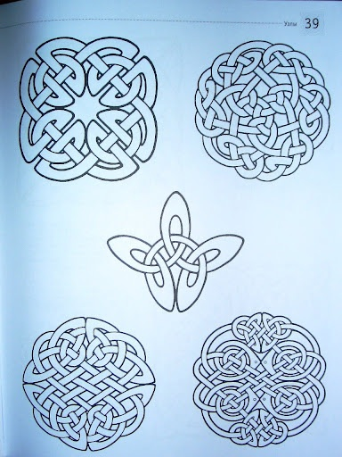 More examples of Celtic Knots