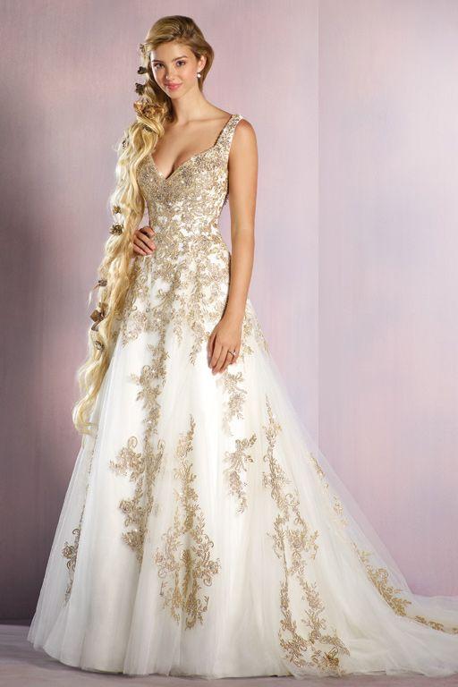 Robe de mariée Disney Versailles