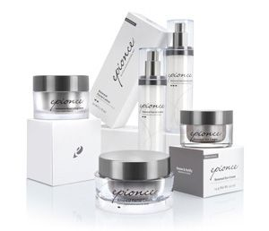 Epionce.. By far, the best skin care line available. Scientifically proven!!!!