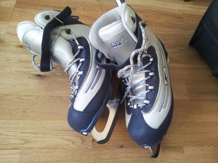 Ice skates size 40-42