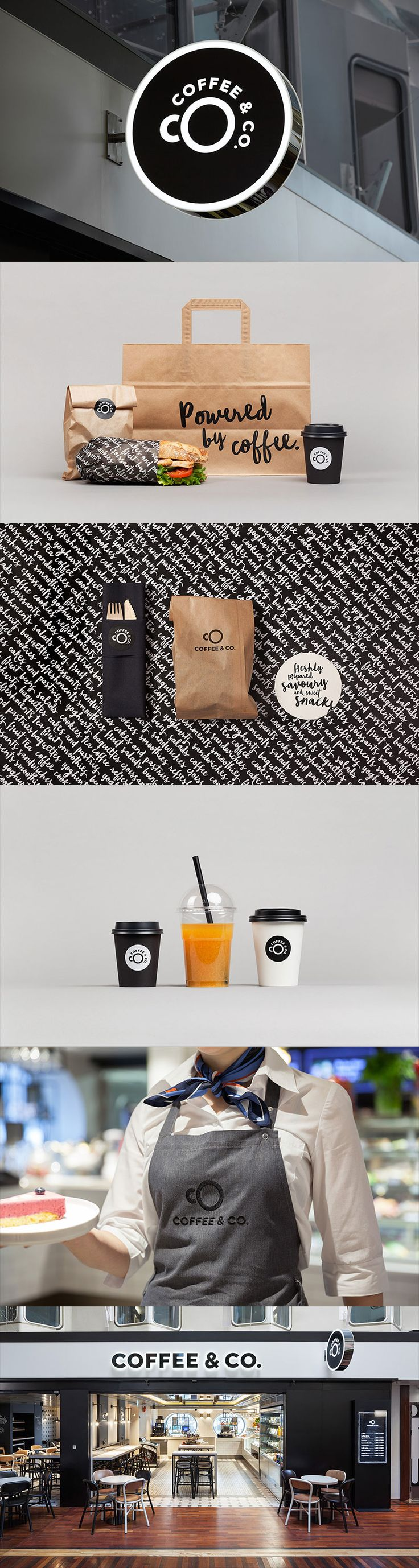 Coffee & Co. by BOND Creative Agency