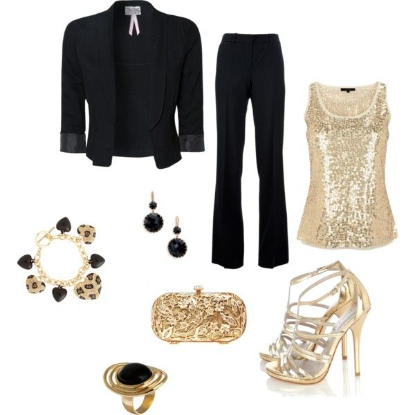 Perfect New Years Eve outfit!