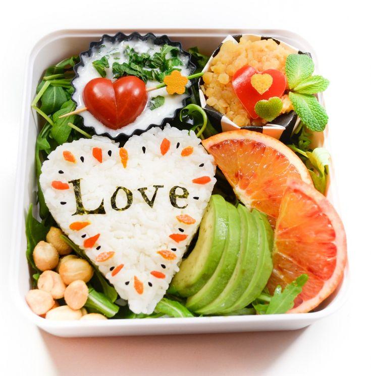 My sweet blood orange valentine  Valentine's food ♥︎