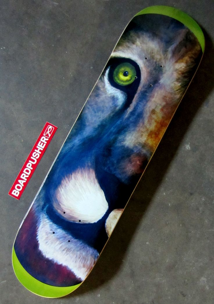 40 Best Images About Skateboard Art On Pinterest Decks