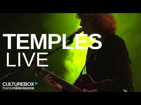 Temples (full concert) - Live @ Festival Musiques en Stock 2016