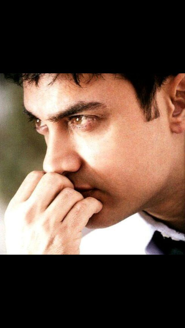 Aamir Khan and his intelligence light...