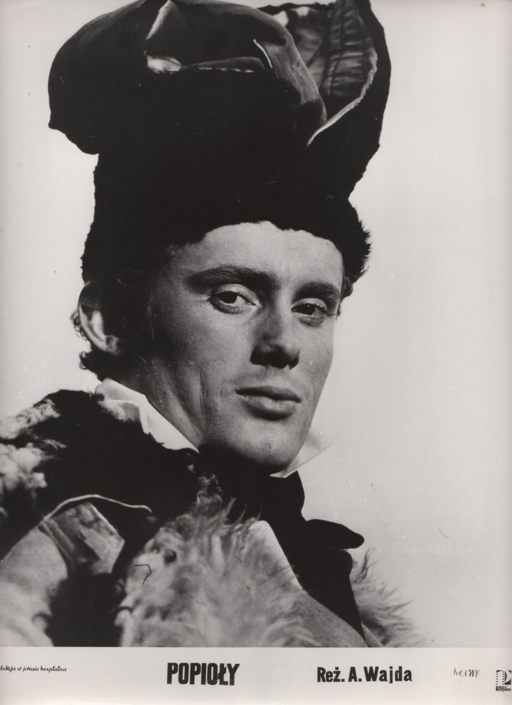 """Daniel Olbrychski in Andrzej Wajda's """"Popioły""""1965"""