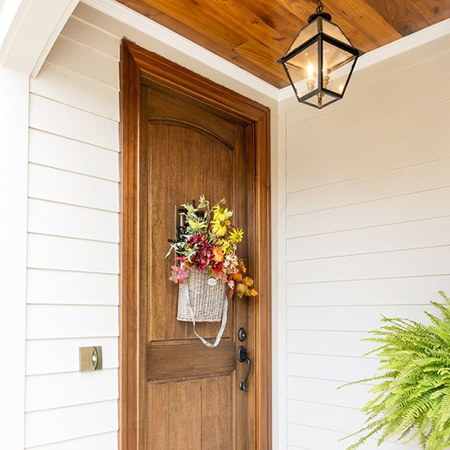 This gorgeous door and ceiling are protected with our Marine Finishing System to lock out rain & 35 best Great Outdoor Wood Projects images on Pinterest | Outdoor ... pezcame.com