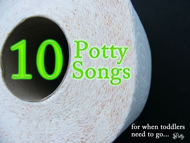 10 potty training songs and videos