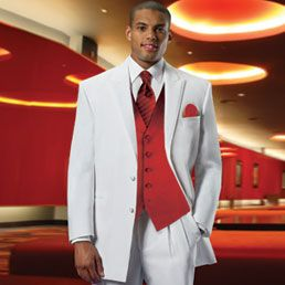 tuxedos for weddings red and white ruby bridal man husband