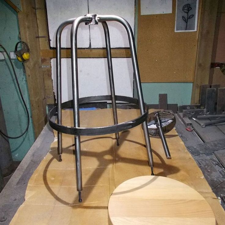 #tmproject #industrial #inprogress  #work #frostyle #workshop #barstool #style #stołekbarowy #handmade #homedecor #design #dizajn #passion #furnituredesign #furniture #concept #poland