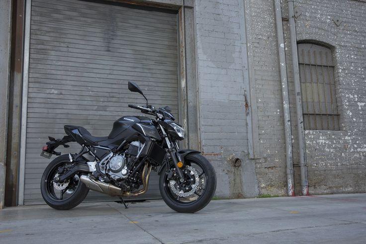 2017 Kawasaki Z650 - FIRST RIDE REVIEW | Cycle World