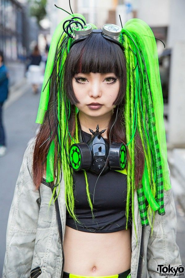 harajuku style hair 17 best images about cyber fashion on 5854