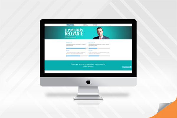 Sitio Web / Website - Televisa Ventas