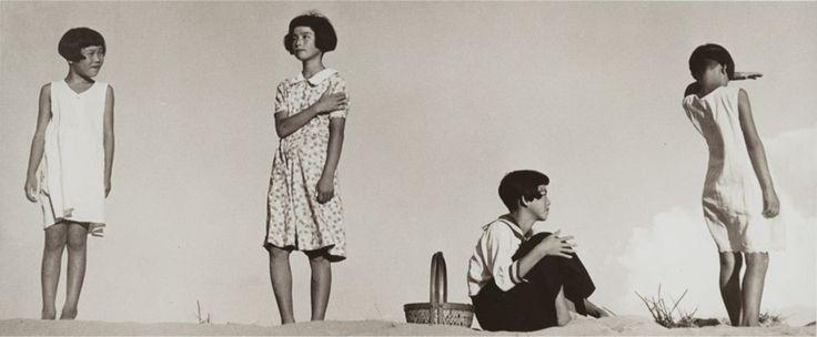 Shoji Ueda : 「少女四態」1939