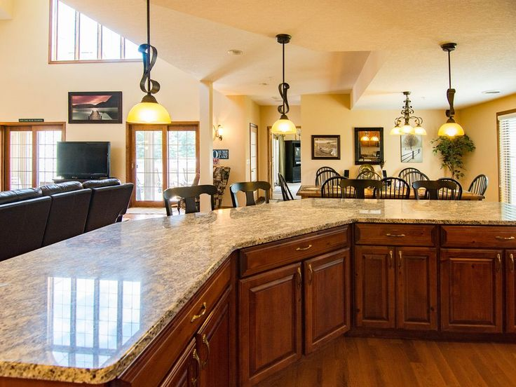 Spectacular Deep Creek Lake Front Home with... - VRBO